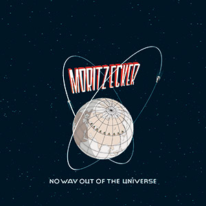 No Way Out Of The Universe Album Cover